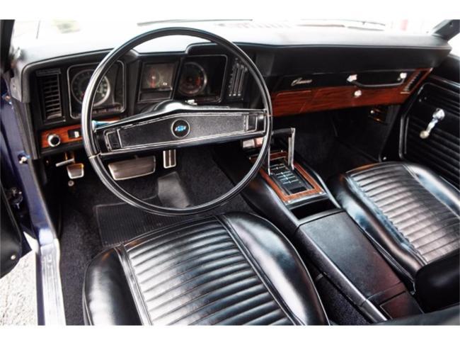 1969 Chevrolet Camaro - Chevrolet (53)