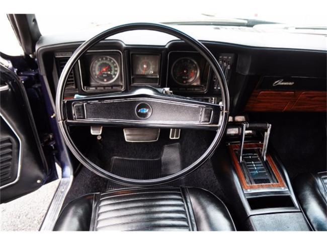 1969 Chevrolet Camaro - Chevrolet (54)