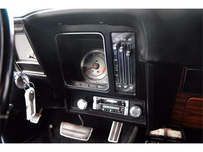 1969 Chevrolet Camaro - 1969 (58)