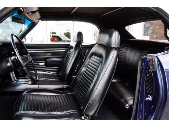1969 Chevrolet Camaro - Camaro (59)
