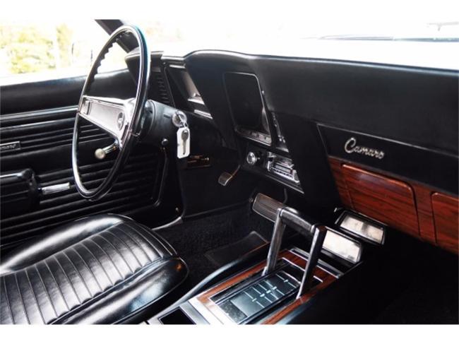 1969 Chevrolet Camaro - Automatic (64)