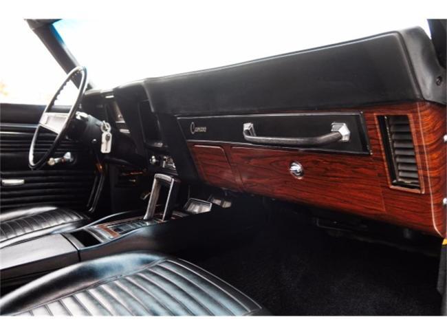 1969 Chevrolet Camaro - 1969 (65)