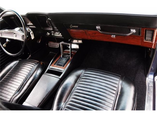 1969 Chevrolet Camaro - 1969 (66)