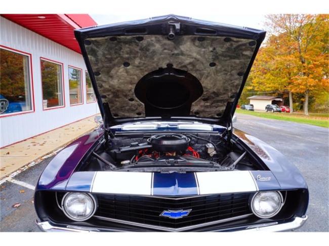1969 Chevrolet Camaro - Pennsylvania (69)