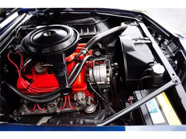1969 Chevrolet Camaro - Chevrolet (73)