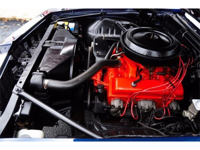 1969 Chevrolet Camaro - Chevrolet (74)