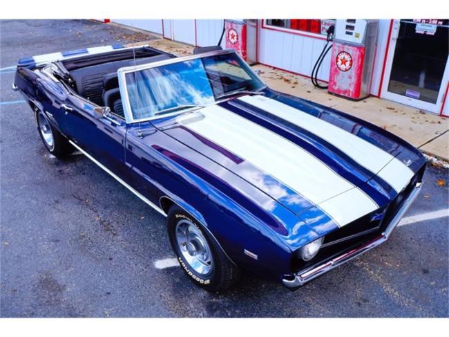 1969 Chevrolet Camaro - 1969 (98)