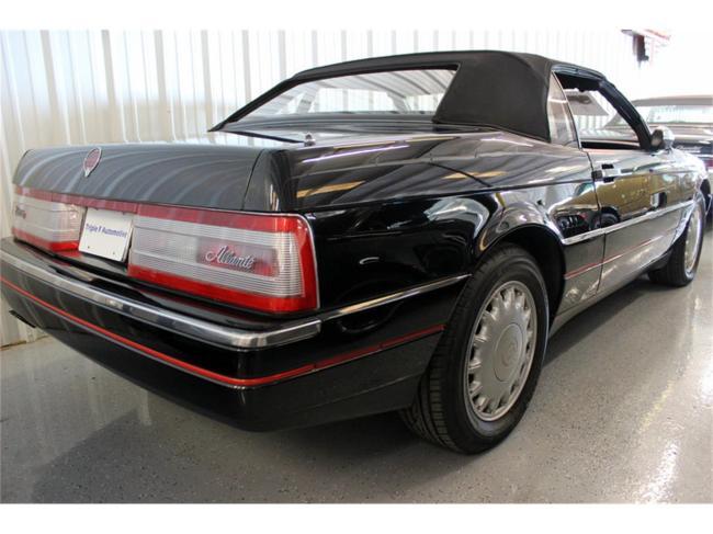 1993 Cadillac Allante - Texas (1)