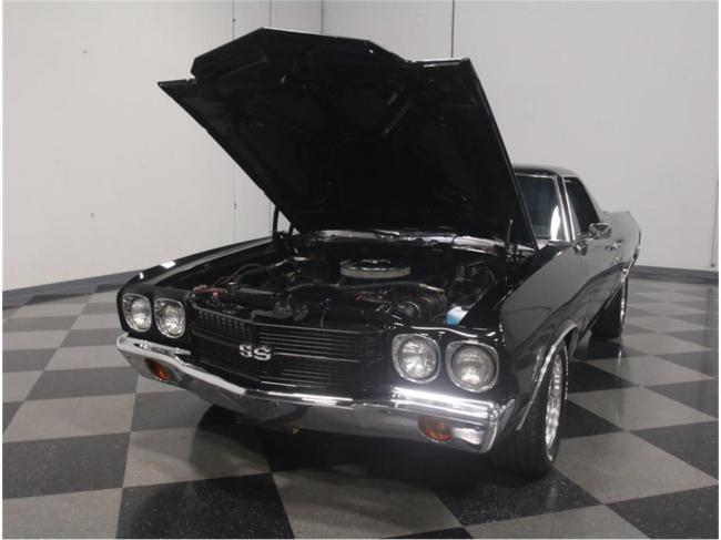 1970 Chevrolet El Camino - Automatic (29)