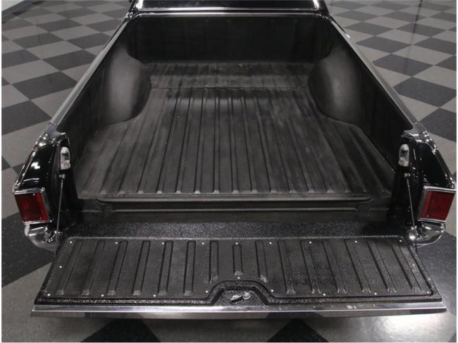1970 Chevrolet El Camino - Chevrolet (34)