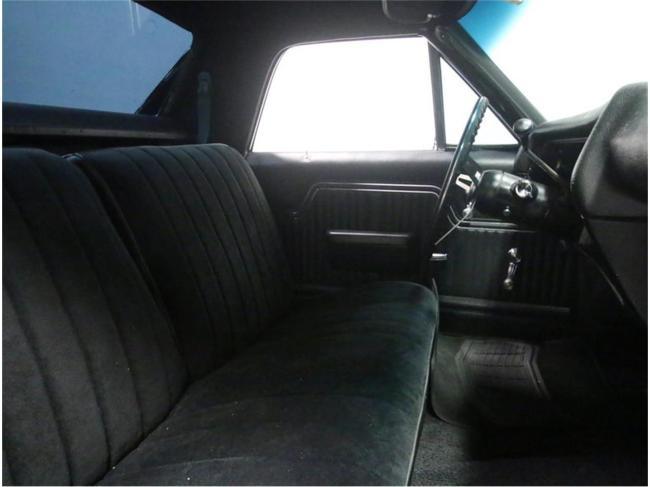 1970 Chevrolet El Camino - Georgia (44)
