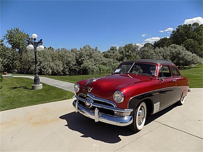 1950 Ford Crestliner - Crestliner (6)
