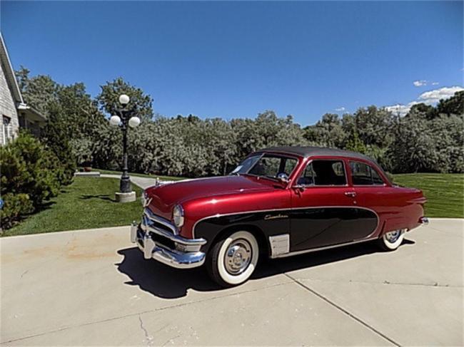 1950 Ford Crestliner - Utah (4)