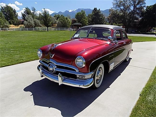 1950 Ford Crestliner - Crestliner (2)