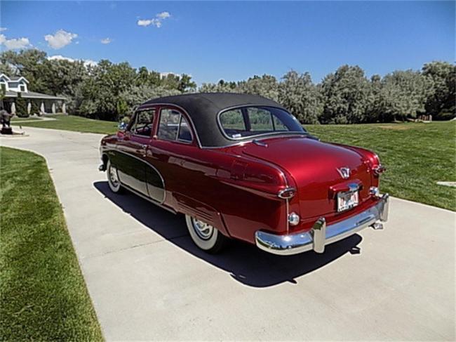 1950 Ford Crestliner - Crestliner (10)