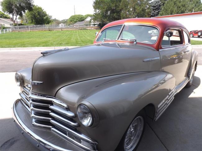 1947 Chevrolet Fleetline - Fleetline (1)