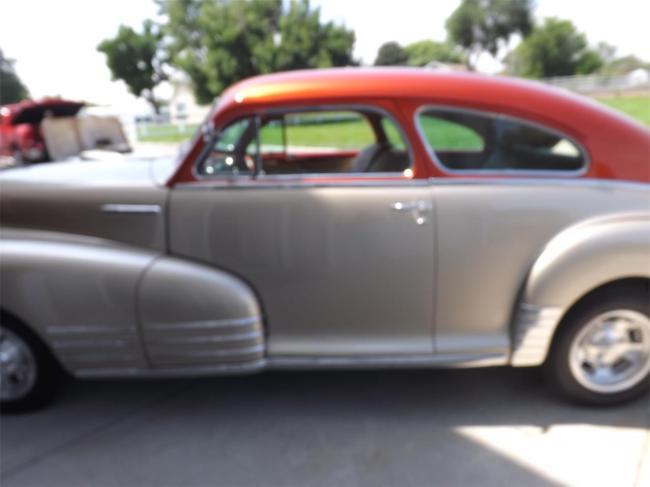 1947 Chevrolet Fleetline - Utah (2)
