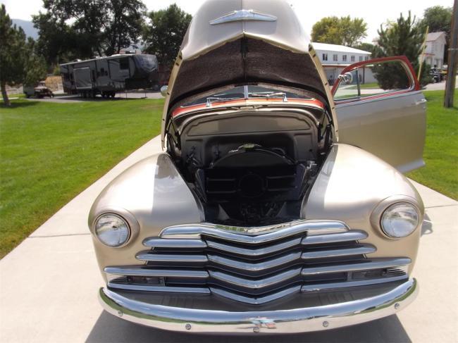 1947 Chevrolet Fleetline - Chevrolet (32)