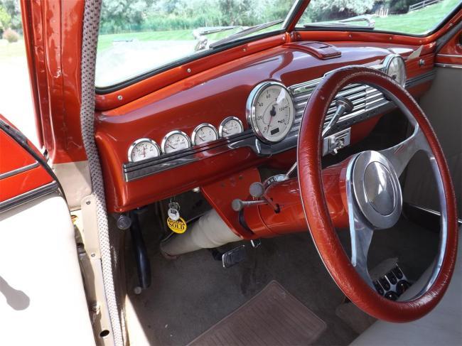 1947 Chevrolet Fleetline - Utah (23)