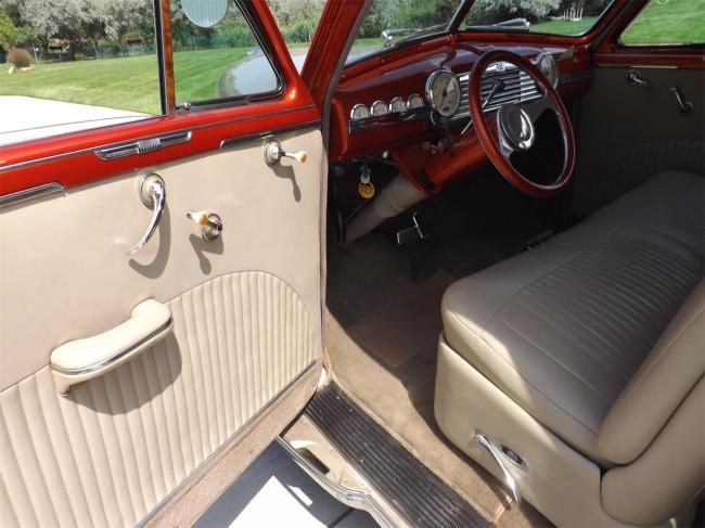 1947 Chevrolet Fleetline - Chevrolet (17)