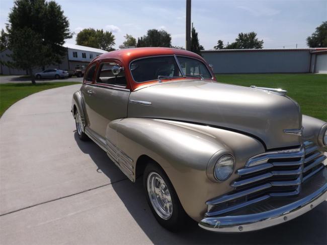 1947 Chevrolet Fleetline - Automatic (3)