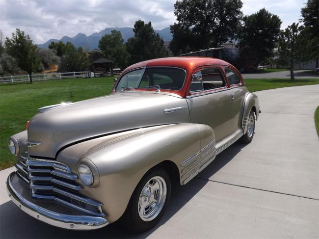 1947 Chevrolet Fleetline - Automatic (5)