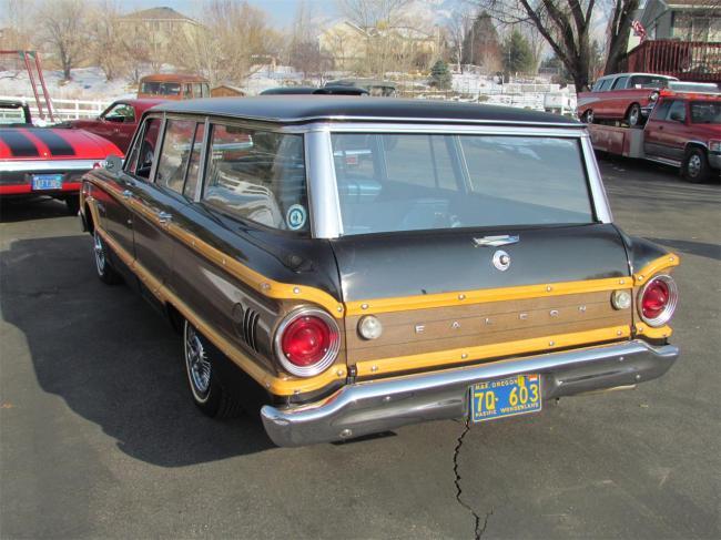 1963 Ford Falcon - 1963 (4)