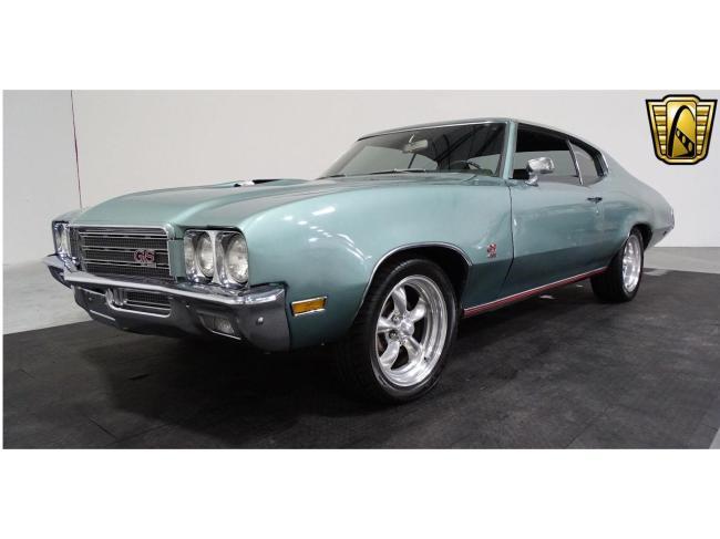 1971 Buick Skylark - 1971 (1)