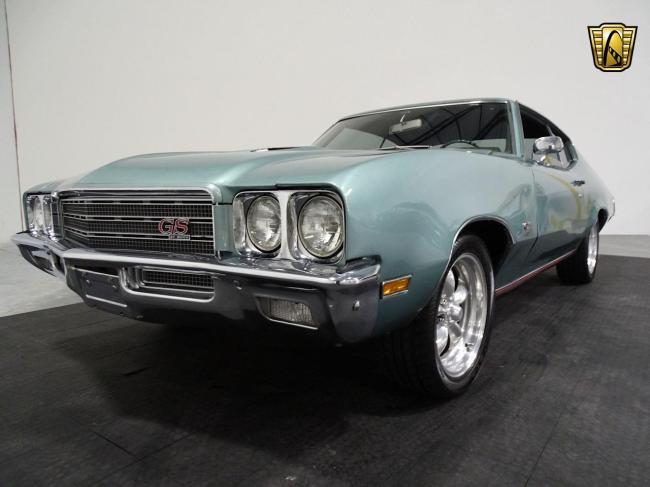 1971 Buick Skylark - Automatic (3)