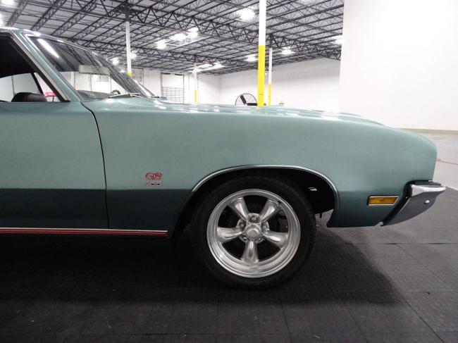 1971 Buick Skylark - Buick (37)