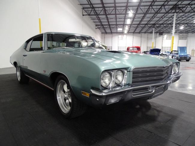 1971 Buick Skylark - 1971 (38)