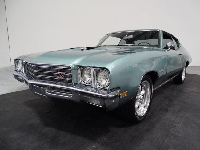 1971 Buick Skylark - Buick (40)