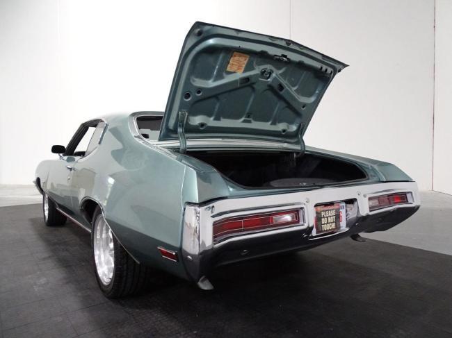 1971 Buick Skylark - Buick (75)