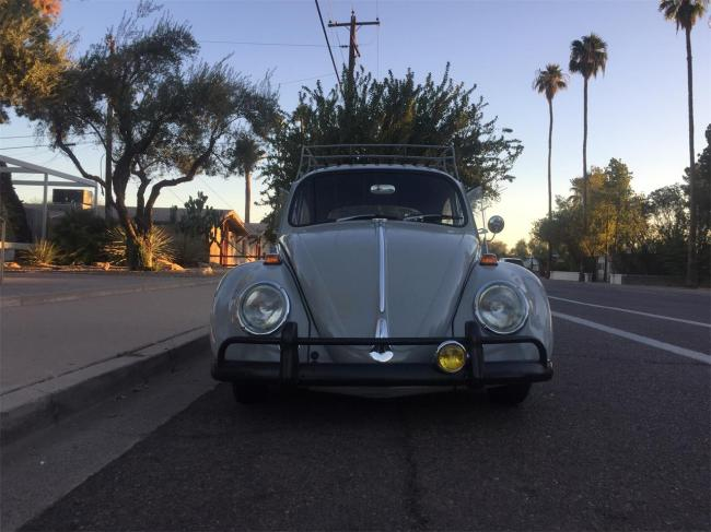1966 Volkswagen Beetle - Beetle (1)