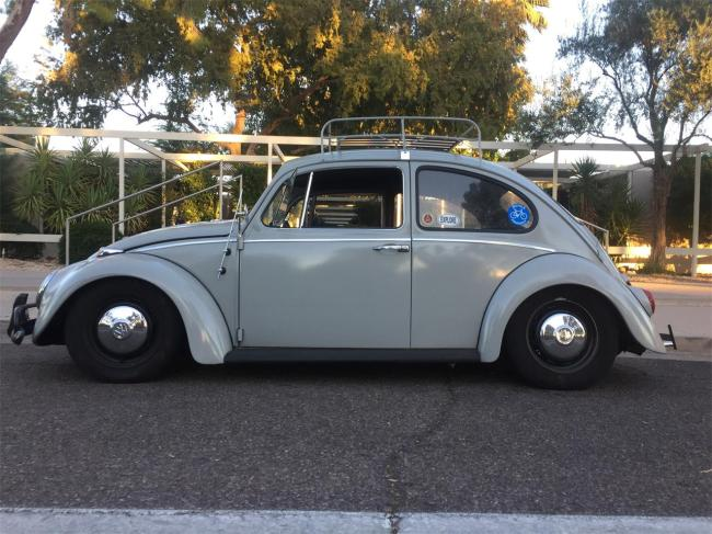 1966 Volkswagen Beetle - Arizona (2)