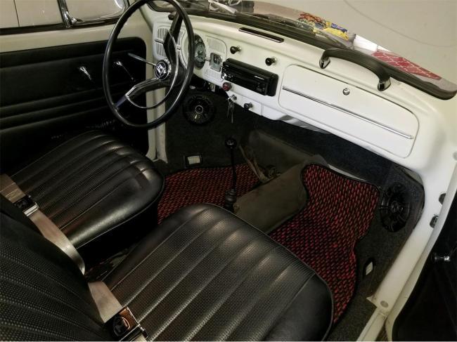 1966 Volkswagen Beetle - Volkswagen (3)