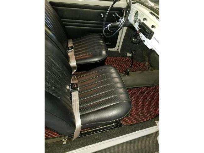1966 Volkswagen Beetle - Volkswagen (4)