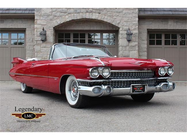 1959 Cadillac Series 62 in Halton Hills, Ontario