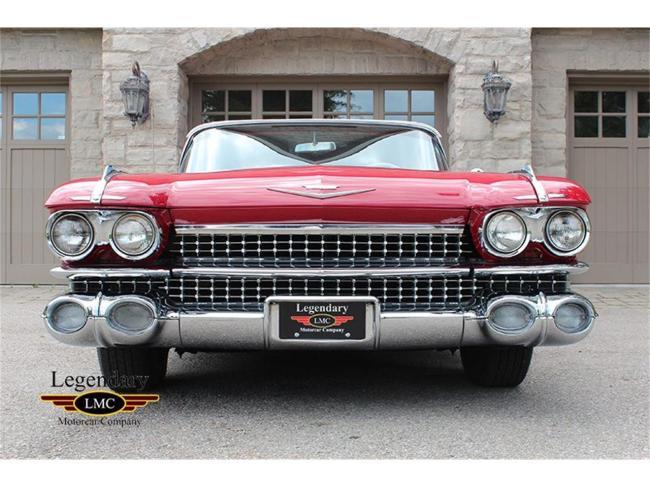 1959 Cadillac Series 62 - Ontario (1)