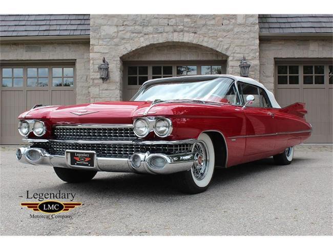 1959 Cadillac Series 62 - Cadillac (2)