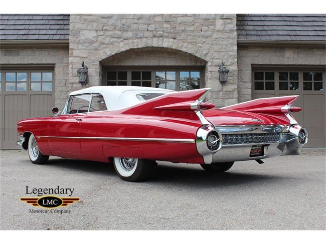 1959 Cadillac Series 62 - Ontario (3)