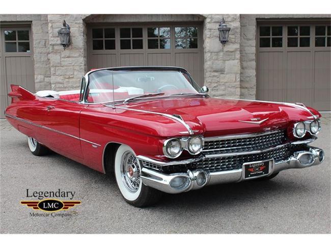 1959 Cadillac Series 62 - Cadillac (7)