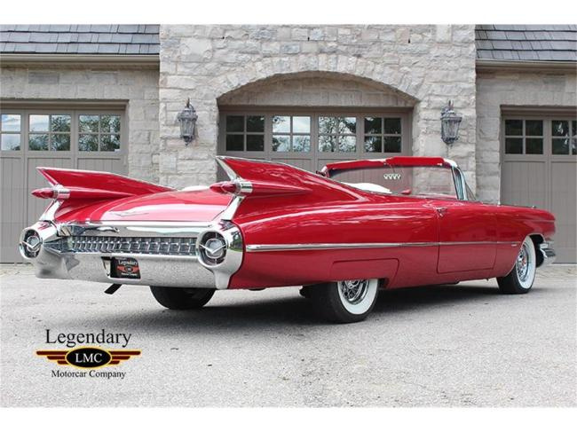 1959 Cadillac Series 62 - Ontario (10)