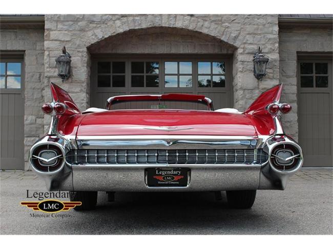 1959 Cadillac Series 62 - Ontario (11)