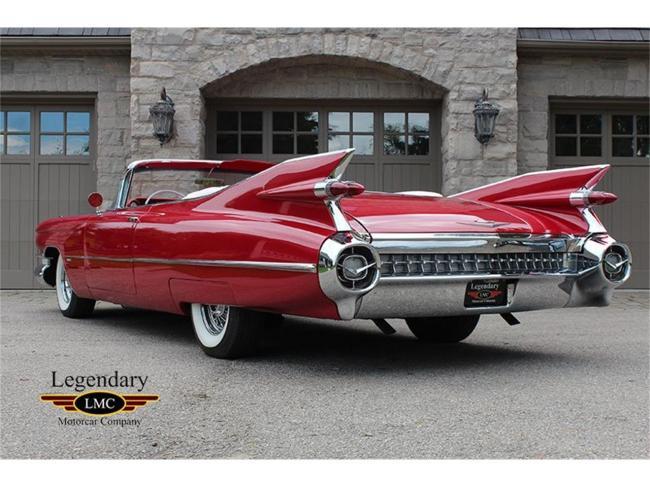 1959 Cadillac Series 62 - Cadillac (12)