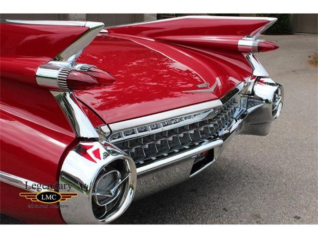 1959 Cadillac Series 62 - Cadillac (27)