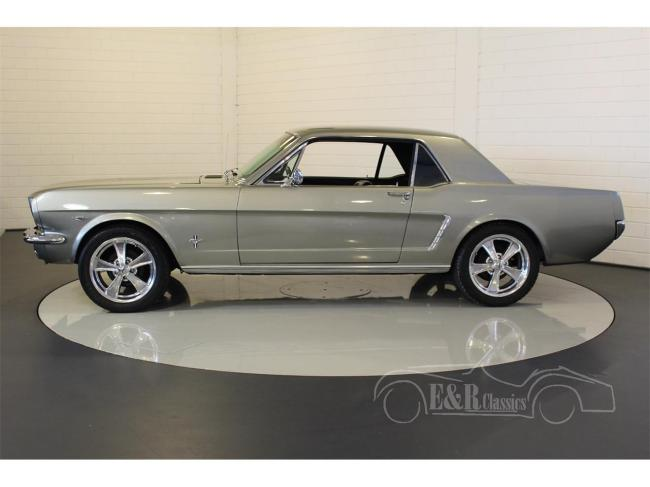 1965 Ford Mustang - Ford (3)