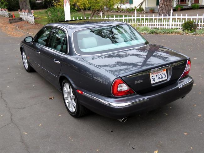 2004 Jaguar XJ8 - XJ8 (6)