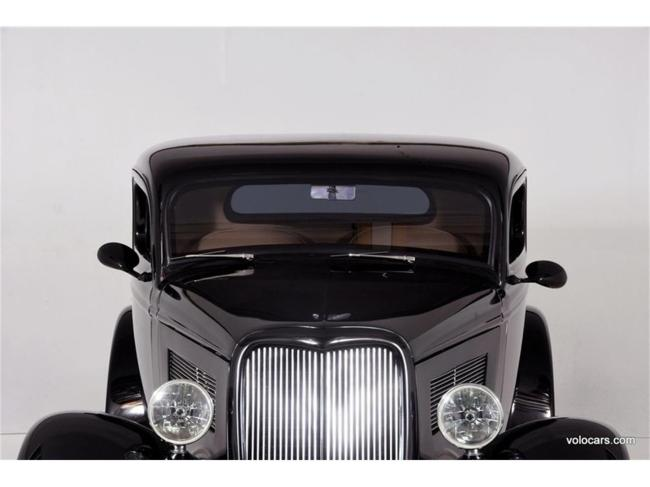 1934 Ford 3-Window Coupe - Automatic (20)