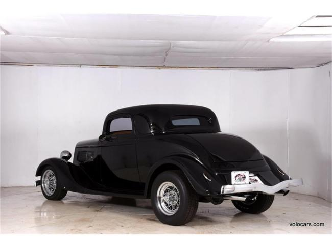 1934 Ford 3-Window Coupe - Illinois (66)